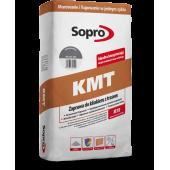 Sopro KMT - Кладочный раствор, фуга для клинкерного кирпича, в ассортименте, 25кг, Польша