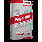 Sopro BSF – Фуга для бетонной брусчатки с содержанием трасса, 25 кг, Польша