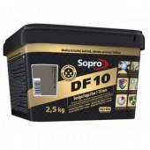 Sopro DF 10 Design Fuga Flex - Эластичная фуга, 1-10мм, в ассортименте, 2.5кг, Польша