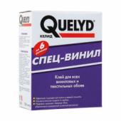 Quelyd Special Vinyl (Спец Винил) - Клей для виниловых обоев, 0.3 - 0.45 кг, Франция