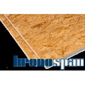 Плита OSB 3 Kronospan, 2500x1200x12мм, 3.125м2, лист, РБ