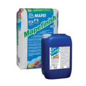 MAPEI MAPEFINISH (Комп. А+В) - Двухкомпонентный состав для защиты и финишной отделки бетона, 30 кг, Италия