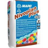 MAPEI Nivoplan Plus - Состав для выравнивания стен, потолков, полов, 25 кг, РФ
