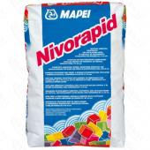 MAPEI NIVORAPID - Сверх быстро схватывающийся состав для выравнивания поверхностей, 25 кг, Италия
