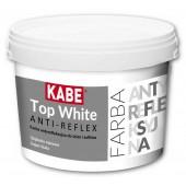 Farby KABE TOP WHITE - Супер белая, глубоко-матовая белая краска, 2,5-10 л, Польша