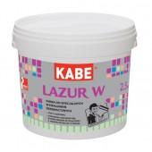 Farby KABE Lazur W - Лессировочная (полупрозрачная) декоративная краска, 1 - 2,5 л, Польша