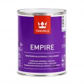 Tikkurila Empire Base A - Тиксотропная краска для мебели, 0.225 - 2.7 л., Финляндия