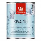 Tikkurila Kiva - Лак для мебели, в ассортименте, 0.225 - 2.7 л, Финляндия