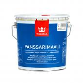 Tikkurila Panssarimaali Base A - Краска для металлических крыш, 0,9-9 л, Финляндия