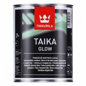 Tikkurila Taika Glow - Декоративный лак, прозрачный, 0,33 л, Финляндия