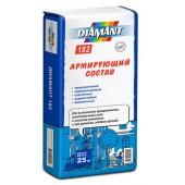 Diamant 182 (Диамант 182) - Клей для армирования теплоизоляционных материалов, летний/зимний, РБ, 25 кг