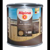 Alpina Aqua Lasur fuer Holz - Акриловая водоразбавляемая лазурь для дерева, 0.75- 2.5 л., Германия