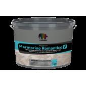 Capadecor Marmorino Romantico II - Декоративная шпатлевка для интерьера, эффект натурального камня, зерно 0,2 мм, 7-14 кг, Германия