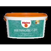 Alpina Effekt Multispachtel - Декоративная акриловая моделируемая интерьерная шпатлевка, 8-16 кг, РБ