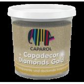 Capadecor Diamonds Gold/Silver - Пигмент с эффектом блеска для покрытий в интерьерах, 0,075 кг, Германия
