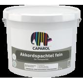 Caparol Akkordspachtel Fein - Высококачественная финишная дисперсионная шпатлевка, Германия, 25кг