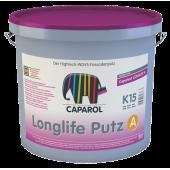 Capatect LongLife Putz K15; K20; R20 Transparent- Высокоэластичная силиконовая декоративная штукатурка, для колеровки в яркие тона, Германия, 25кг