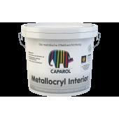 Capadecor Metallocryl Interior - Блестящая краска c металлическим блеском, для интерьера, 2.5-5 литров, Германия.