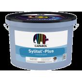 Caparol Sylitol-Plus B 1 - Силикатная фасадная краска, белая, 10 литров, РБ.