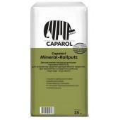 Capatect Mineral Rollputz - Легкая штукатурка, белая, фактура под валик, РБ, 25 кг
