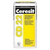 Ceresit CD 22 - Крупнозернистая ремонтно-восстановительная смесь, 25 кг, РБ
