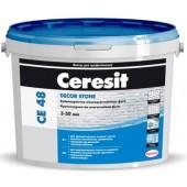 Ceresit CE 48 - Крупнозернистая влагостойкая фуга для заполнения швов шириной 3-30 мм, цвета в ассортименте, 5 кг, РБ