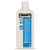 Ceresit CE 51 - Жидкое средство для очистки пятен и удаления остатков эпоксидных составов, 1 л, Польша