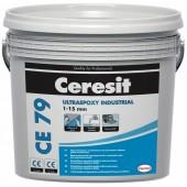 Ceresit CE 79 - Химически стойкая эпоксидная фуга для швов от 2 до 8мм, цвет в ассортименте, 5кг, Польша