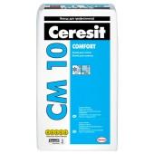 Ceresit CM 10 - Клей для плитки C0T, базовый, 25 кг, РБ