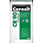 Ceresit CR 90 Crystaliser - Кристаллизирующееся гидроизоляционное покрытие, 25 кг, Польша