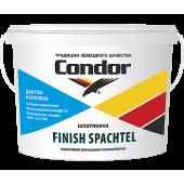 Condor Finish Spachtel - Готовая к применению финишная шпатлевка, 4-16кг, РБ.