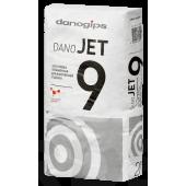 Danogips DANO JET 9 - Выравнивающая полимерная шпаклевка, 20 кг, РФ