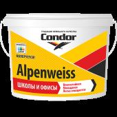 Condor Alpenweiss - Влагостойкая краска, белая, 2.5-15 литров, РБ