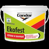Condor Ekofest - Краска для влажных помещений, 2.5-10 литров, РБ