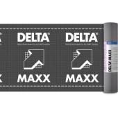 DELTA Maxx - Суперпрочная диффузионная мембрана с антиконденсационным слоем, 50*1.5м, рулон 75 м2, Германия