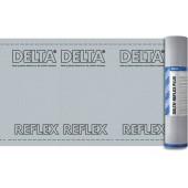 DELTA Reflex - Многослойная пароизоляционная пленка с алюминиевым слоем, 50*1.5м, в рулоне 75 м2, Германия