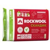 Rockwool Лайт Баттс СКАНДИК - Легкие гидрофобизированные плиты, толщина 50-100мм, цена за упак.