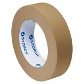 Storch Easypaper Das Braune - малярная лента для гладких поверхностей, средняя клеющая способность, 30-50 мм в ассортименте, 50 м, Германия