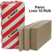 Paroc Linio 10 - Утеплитель для фасадов в малоэтажном строительстве, РФ, цена за упак.