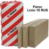 Paroc Linio 15 - Качественный фасадный утеплитель, РФ, цена за упак.