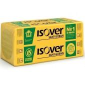 Изовер Фасад (Isover Fasade) - Утеплитель для фасадов, плиты 1000*600, толщина 50-100мм, цена за м3