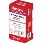 Ilmax industry - Штукатурка цементная цокольная, 25кг, РБ
