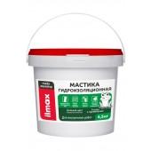 Ilmax ready aquastop - Мастика гидроизоляционная, 4,5кг РБ