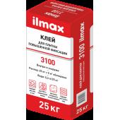 Ilmax 3100 Unifix - Клей для плитки повышенной фиксации, для наружных и внутренних работ, 25кг, РБ