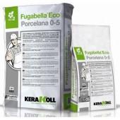 KeraKoll Fugabella Eco Porcelana 0-8 - минеральный шовный заполнитель(фуга), 2 кг., Польша