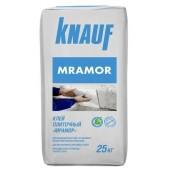 Knauf Мрамор - Клей плиточный белый, 25 кг, Россия