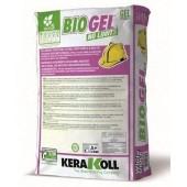 Kerakoll Biogel No Limits - Эластичный клей-гель C2TES1 для любой облицовки, серый/белый, 25 кг, Польша