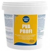 Kiilto PVA Profi - Профессиональный клей для дерева, бумаги и картона, 0,5-3 кг., РФ
