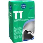 Kiilto TT - Смесь штукатурная цементная тонкослойная, 20 кг., РФ