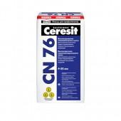 Ceresit CN 76 - Высокопрочный самонивелир для устройства полов или под укладку покрытий, толщина слоя 4-50мм, 25кг, РБ